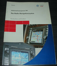 SSP 199 VW Golf 4 IV Typ 1J / Audi A6 C5 Radio Navigationssystem Navi 07/1998!