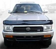 Hood Shield Bug Guard Smoke 24247 For: TOYOTA 4RUNNER 1990-1995