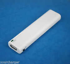 AAA Battery Extender Portable USB Backup Charger White for iPhone 5s 5c 5 iOS 8