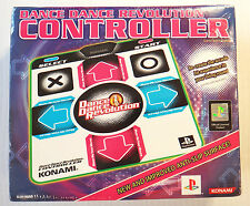 Konami ~ Dance Revolution Controller Mat ~ NEW ~ SLUH-00083 ~ Playstation PS 2