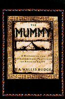 Ancient Egyptian Mummies Funerals Rituals Graves Coffins Amulets Gods Afterlife