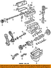 FORD OEM 92-94 Ranger Crankshaft Crank-Pulley F2TZ6312A