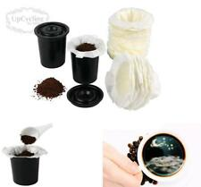 K-cup 300pc Paper Coffee Filter for Keurig Single Machine My Hot Filters Maker