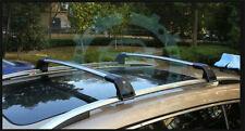 2Pcs Roof Racks Rail Cross Bars Crossbars for Jaguar F-Pace 2016 2017 2018 B