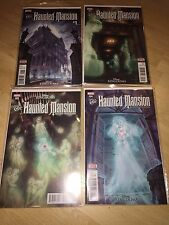 New Disney Haunted Mansion Complete Comic Book Set #1-5 Park Attraction Kingdom