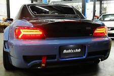 Buddy Club Racing LED Tail Lamps Lights for Honda S2000 S2K AP1 00-03