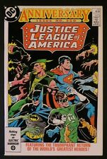 JUSTICE LEAGUE OF AMERICA 200-261 VF/NM Complete Run Annual 1 2 3 Vibe DC 1982
