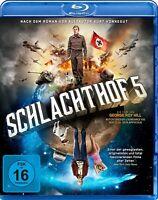 Schlachthof 5 [Blu-ray/NEU/OVP] Verfilmung des Romans von Kurt Vonnegut durch Ge