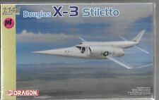 Dragon Douglas X-3 Stiletto in 1/144 (2 Kits)  4637  ST