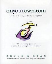 Onyourown.com : E-mail Messages to My Daughter-HC-Free Shipping