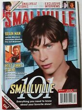 2006 Smallville Official Magazine Issue 17 Tom Welling Cover VF-NM