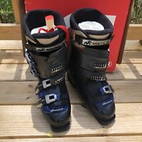 NORDICA NEXT 97 Ski Winter Boots Shoes Black Mens Size 28.5 29 US Performance