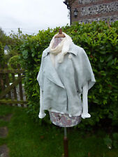 Oska Size II Regular, Linen Short Sleeved Jacket/Top