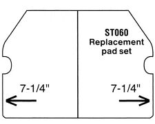 Superior Tile Cutter Replacement Pad Set ST005 and ST006 19922