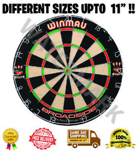 """Dart Board Icing Cake Topper Cupcake Wafer Any size Up to 11"""""""
