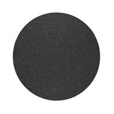 Schlingen Teppich Stanford rund - Farbe wählbar: Grau Blau Anthrazit Grün Rot