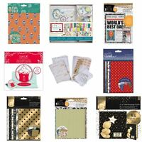 CLEARANCE! Blank Card Kits - Scrapbooking Paper Craft Decoupage - FULL RANGE!
