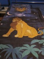 2 tlg Kinder Bettwäsche König der Löwen Lion King Disney Feinbiber bed linen