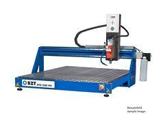 BZT PFE 510 PX CNC Fraiseuses Machine de Gravure Fraiseuse Portal