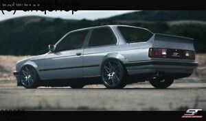 BMW E30 boot spoiler Duck tail style