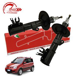 Kit 2 ammortizzatori Fiat Panda 4x4 169 1.2 1.3 Multijet N. Power 2003 Anteriori