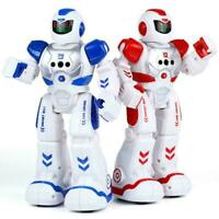 Funny RC Smart Robot Toy Remote Control Interactive Dancing Walking Toys