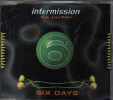 Intermission-Six Days cd maxi single