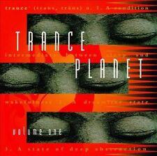 Trance Planet, Vol. 1 by Various Artists (CD, Jan-2000, Triloka)