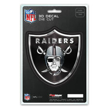 Oakland Raiders 3D Die Cut Decal Emblem Sticker Truck Car FAST USA SHIPPING