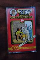 Captain Blitz und seine Freunde - Folge 20 - Kiosk 80er Hörspiel Kassette MC