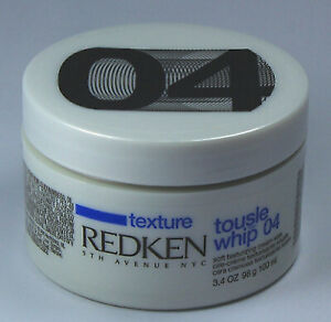 Redken Tousle Whip 04, 3.4 Ounce  NEW