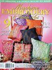 Machine Embroidery & Textile Art Magazine Vol 14 No 8 - 20% Bulk Discount