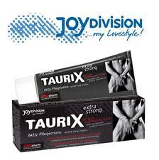 Crema per stimolare pene e testicoli Taurix Extra Strong Erezione Potenza Sexx