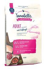 Sanabelle Adult Geflügel 10 kg Vollnahrung für ausgewachsene Katzen