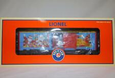 Lionel 6-25043 MACY'S Thanksgiving Day Parade Boxcar Turkey float Holiday car O