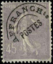 France Scott #143 Used Precancel