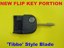 NEW S-Type X-Type XJ8 XJR Tibbe Transponder Switchblade Flip Key Portion FO21T7