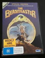 The Beastmaster - (DVD)  Region 0