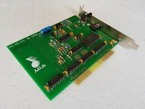 AdLib Sound Card - for classic DOS game music!
