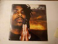 Paul Elliott – Save Me Oh Jah - Vinyl LP