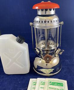 Optimus 200 Military Lantern Lamp. Radius Primus. Rare Old!