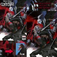 Web of Venom Wraith #1 InHyuk Lee Trade Dress & Virgin Variant KNULL Free Gift