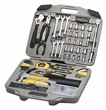 180Pc Home Repair Mixed Tool Set, Wrenches, Sockets, Ratchets, Drivers, Pliers