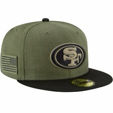 New Era 59Fifty Cap - Salute to Service San Francisco 49ers