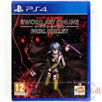 Jeu Sword Art Online : Fatal Bullet [VF] sur PlayStation 4 / PS4 NEUF Blister