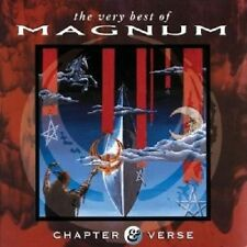 """MAGNUM """"CHAPTER AND VERSE"""" CD NEUWARE"""