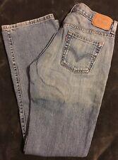 Women's Levi's 515 Nouveau Low Rise Bootcut Stretch Jeans 6 Medium Denim