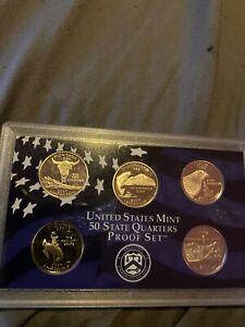 2007-S 50 States Quarters Proof Set