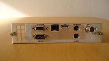 Miranda MWR-CPU for Kaleido K2