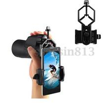 Universal Cell Phone Adapter Mount Stand Binocular Microscope Spotting Telescope